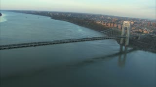 Sweeping View of George Washington Bridge 2