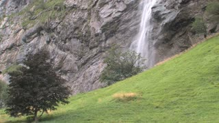Switzerland Waterfall 2