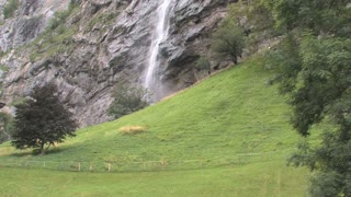Switzerland Waterfall 3