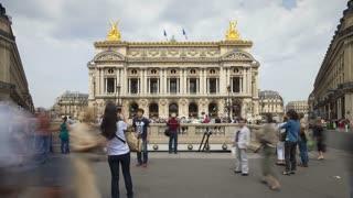 T/lpase of the Paris Opera House, Paris, France
