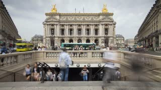 T/lpase of the Paris Opera House, Paris, France