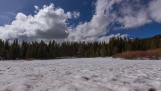 Tahoe Meadows Panning Timelapse