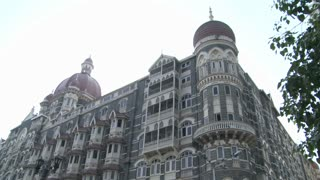 Taj Mahal Palace and Tower Hotel in Mumbai