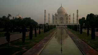 Taj Mahal, UNESCO World Heritage Site,  Agra, Uttar Pradesh state, India, Asia