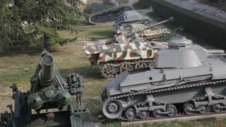 Tank Replicas