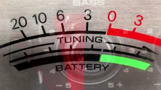 Tape Tuning Levels
