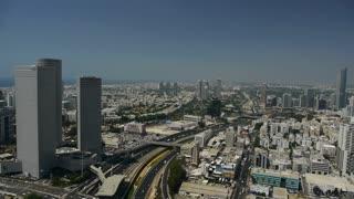 Tel Aviv panorama electra 1