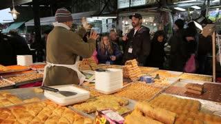 Tel Aviv, Shuk HaCarmel market, Middle East, Israel,