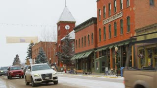 Telluride Colorado Main Street