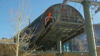 Telluride Ski Lift Car