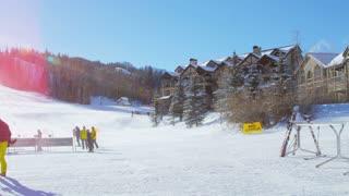 Telluride Ski Lodge