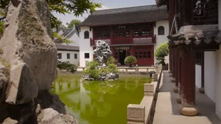 Temple of Confucius Green Pond