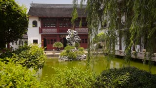 Temple of Confucius Pond
