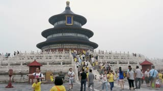 Temple of Heaven Time Lapse