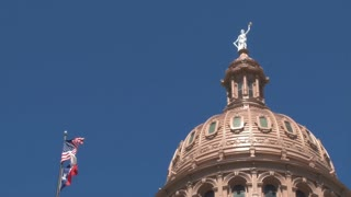 Texas State Capitol Dome Roof