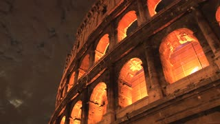 The Colosseum at Night 2
