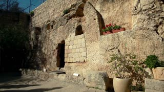 The Garden Tomb of Jerusalem 3