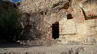 The Garden Tomb of Jerusalem