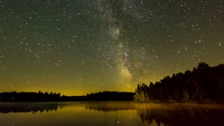 The Milky Way in Ontario