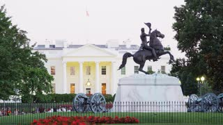 The White House Grounds