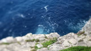 Tilt Shift Rock Sea Sparkes