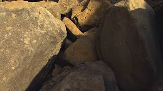 Tilt Up Fallen Rocks