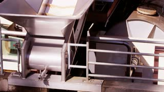 Tilt Up Processing Plant Conveyor Belt