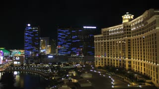 Time Lapse Bellagio Las Vegas