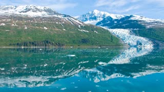 Time Lapse passing through Alaskan waters