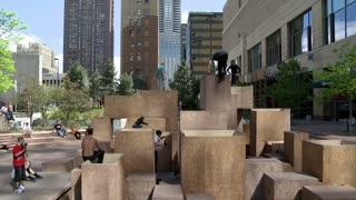 Timelapse City Parkour Youth