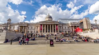 Timelapse National Gallery - London