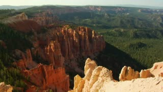 Timelapse Of Bryce Canyon National Park Overlook