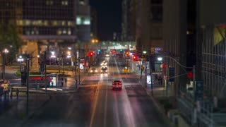 Timelapse of Toronto (from Queen & Bay Street)