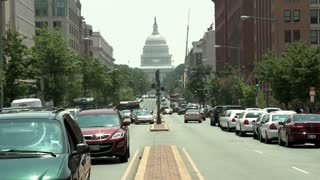 Timelapse Street View To Capitol Building