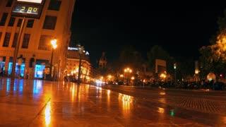 Timelapse Valencia - Spain