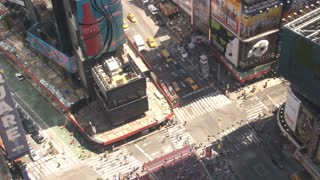 Times Square During the Daytime
