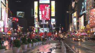 Times Square Street Scene 2