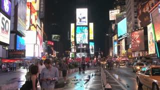 Times Square Street Scene 3