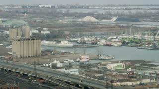 Toronto Shipping Port