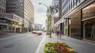 Toronto - Yorkville - Bloor St West
