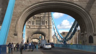 Tower Bridge Archway