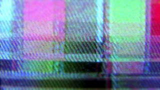 Tracking VCR Color Bars