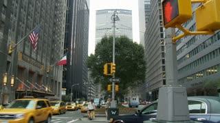 Traffic Light NYC Timelapse