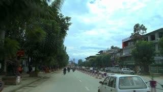Traffic POV in Nepal