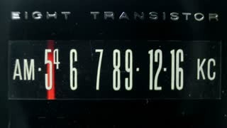 Transistor Radio Dial