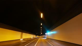 Tunnel Drive Lights