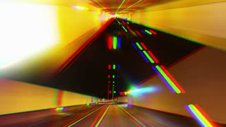 Tunnel Light Overlay