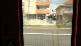 Turkish Town Out Train Window 4