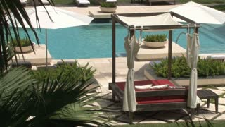 Turks and Caicos Island Hotel Resort Poolside 5
