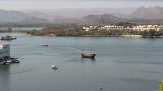 Udaipur Lake Boats